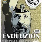 Goyo Jiménez, EVOLUZIÓN en Callao City Lights