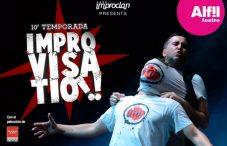 IMPROVISA TÍO!!, en Teatro Alfil