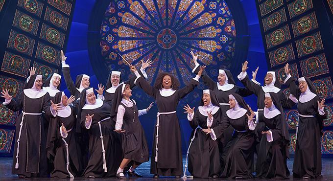 SISTER ACT El Musical en el Nuevo Teatro Alcalá