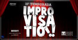IMPROVISA TÍO!!, en Teatro Infanta Isabel