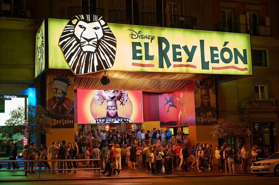 Teatro Lope de Vega Madrid