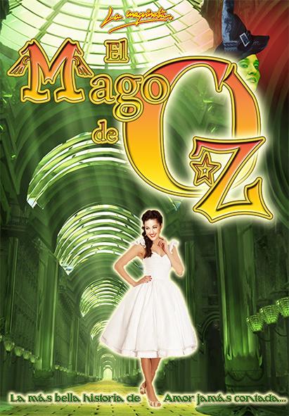 El mago de oz en el teatro principe gran via madrid es Teatro principe gran via