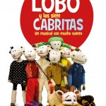 EL LOBO Y LAS 7 CABRITAS en el Teatro Cofidis Alcázar