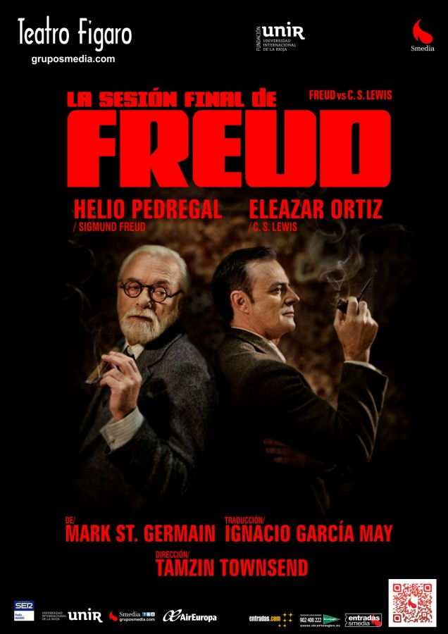 La sesión final de Freud en la Sala Arapiles