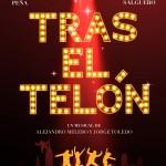 TRAS EL TELÓN en el Teatro Alfil