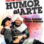 POR HUMOR AL ARTE, en el Teatro Rialto