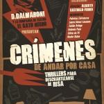 CRÍMENES DE ANDAR POR CASA en el Pequeño Teatro Gran Vía