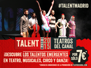 Talent Madrid 2015
