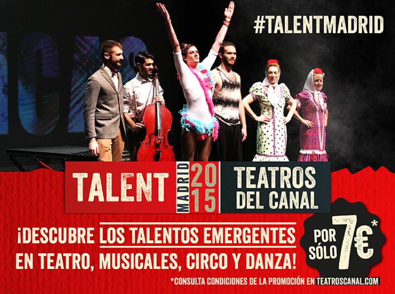 Talent Madrid 2015