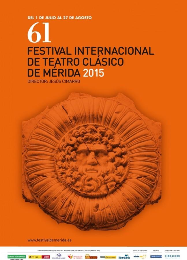 61 Festival Internacional de Teatro Clásico de Mérida 2015