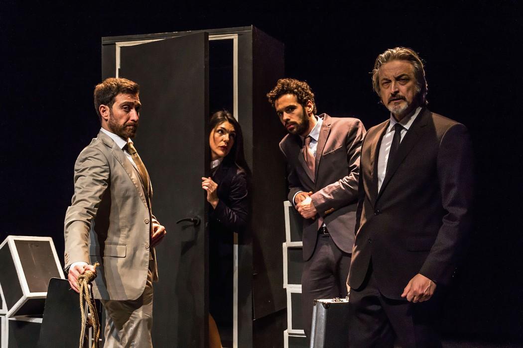 FAMÉLICA de Juan Mayorga Teatro del Barrio