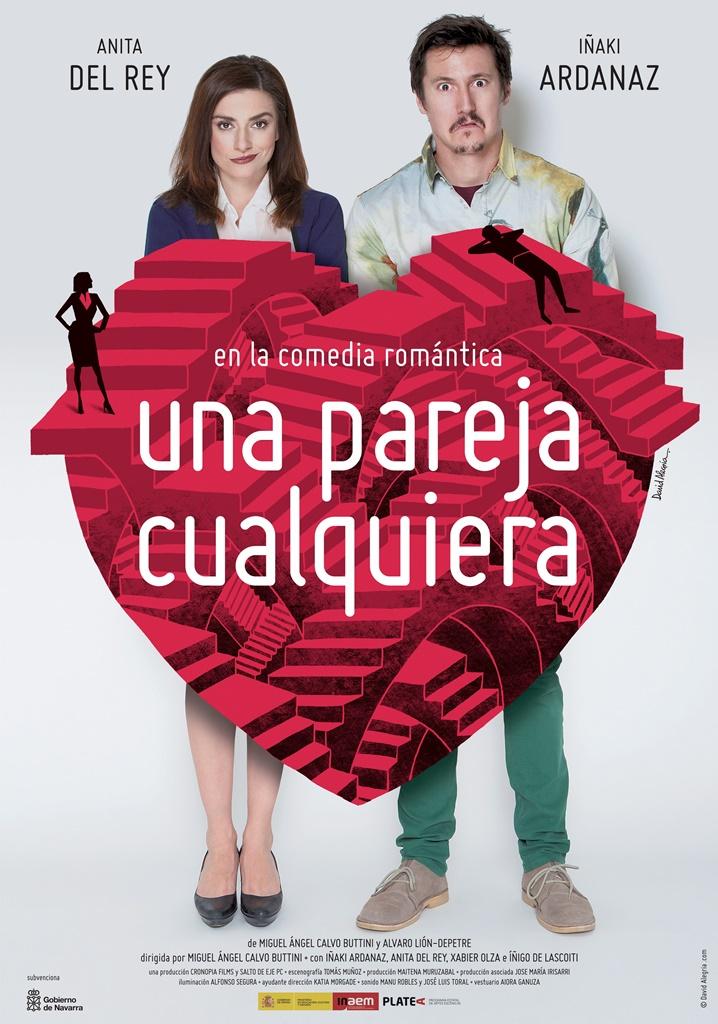 UNA PAREJA CUALQUIERA A partir del 11 de enero en el Teatro Fígaro.