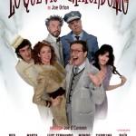 LO QUE VIO EL MAYORDOMO de Joe Orton, Teatro Infanta Isabel