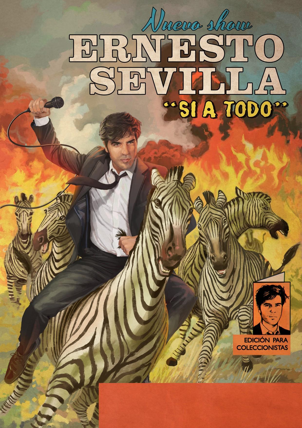 SI A TODO, ERNESTO SEVILLA