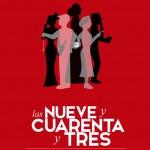 Las Nueve y Cuarenta y Tres en el Teatro Arlequín Gran Vía
