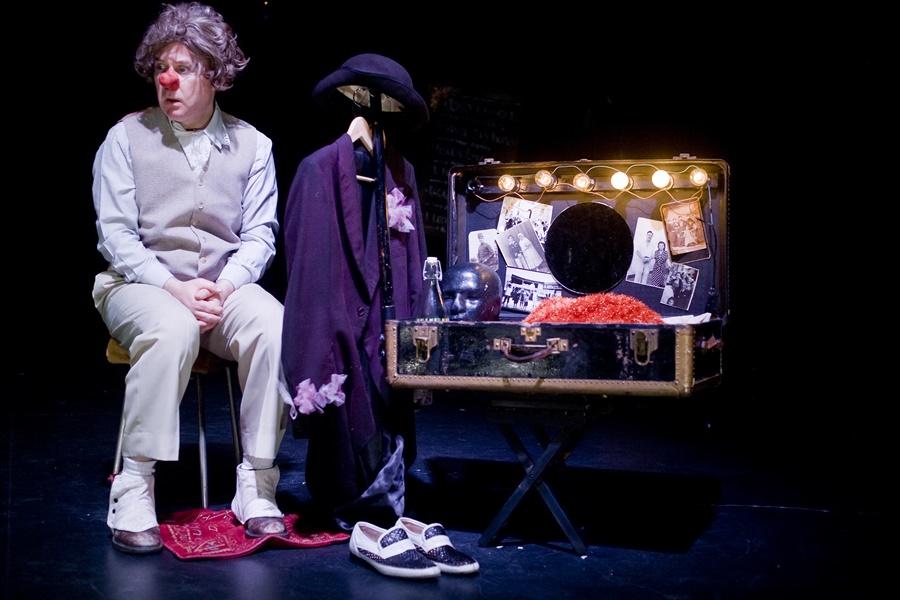 El minuto del payaso en el Teatro Español