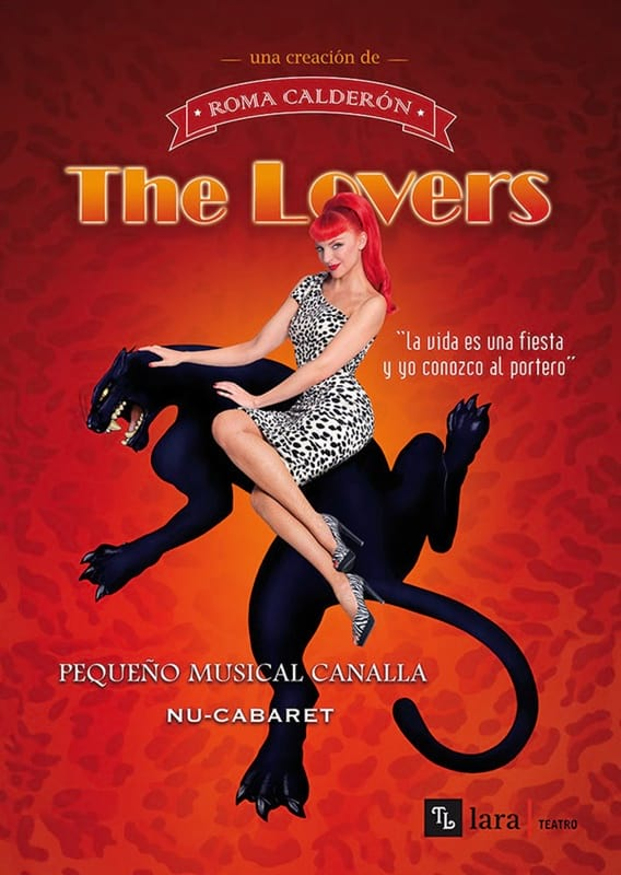 The Lovers – Roma Calderón