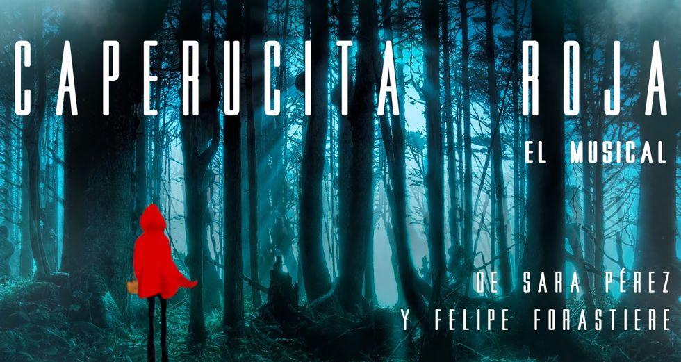 CAPERUCITA ROJA EL MUSICAL en el Nuevo Teatro Alcalá