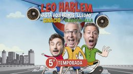 HASTA AQUÍ HEMOS LLEGAO con Leo Harlem en el Teatro EDP Gran Vía