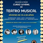 Curso regular de Teatro Musical para jóvenes