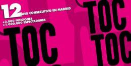 TOC TOC en el Teatro Príncipe Gran Vía