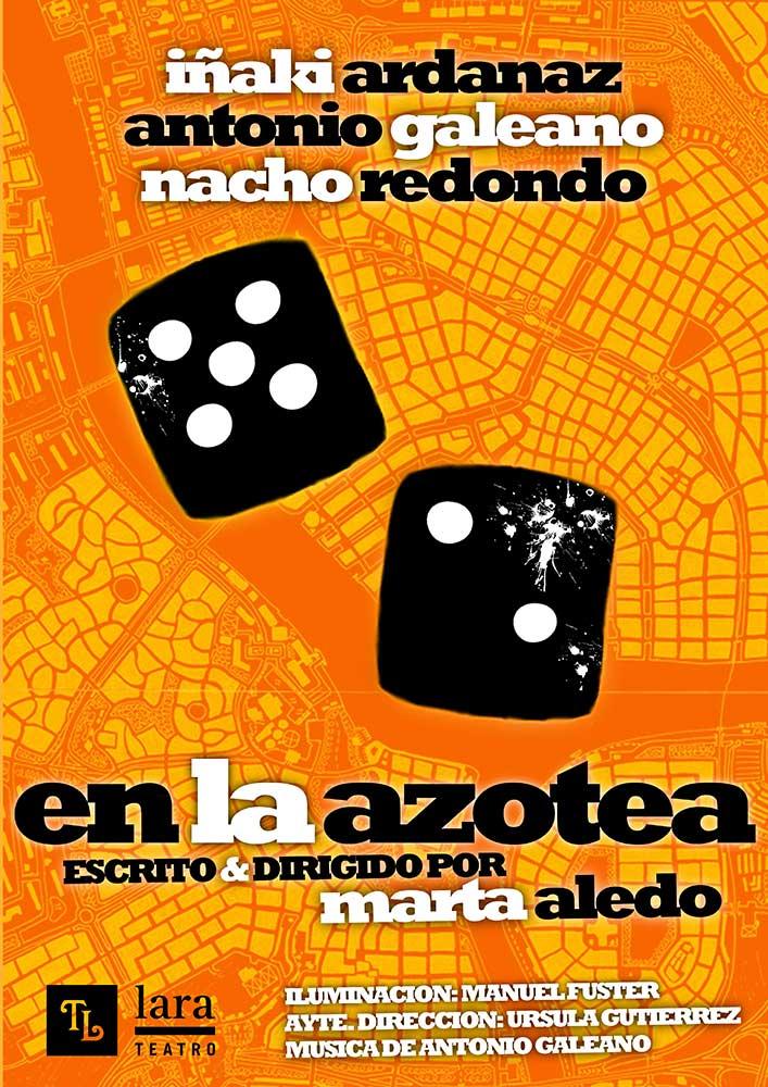 EN LA AZOTEA de Marta Aledo en el Teatro Lara
