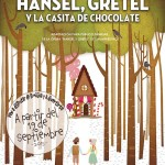 HANSEL Y GRETEL Y LA CASITA DE CHOCOLATE en el Teatro Bellas Artes