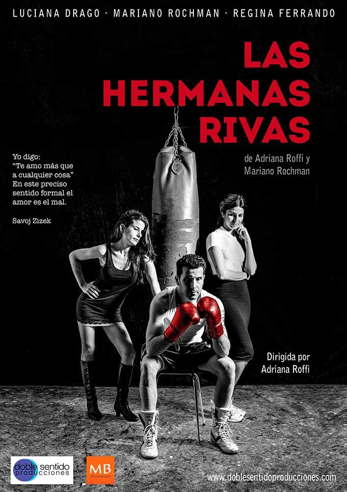 LAS HERMANAS RIVAS en el Teatro Lara