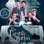 UN ESPÍRITU BURLÓN en el Teatro Fernán Gómez