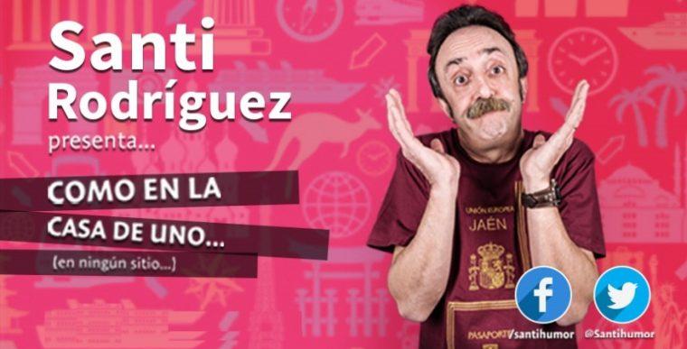 Como en la casa de uno – Santi Rodríguez en Madrid