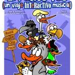 EL PATITO FEO, Un viaje interactivo musical en el Teatro Fígaro