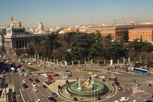 Visitas gratuitas Mirador Madrid en CentroCentro Cibeles