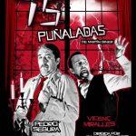 75 PUÑALADAS en el Teatro Alfil