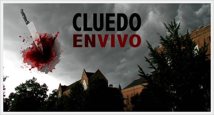 CLUEDO EN VIVO en Nave 73