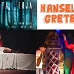 ESPECIAL HALLOWEEN en CAPERUCITA ROJA y HANSEL Y GRETEL