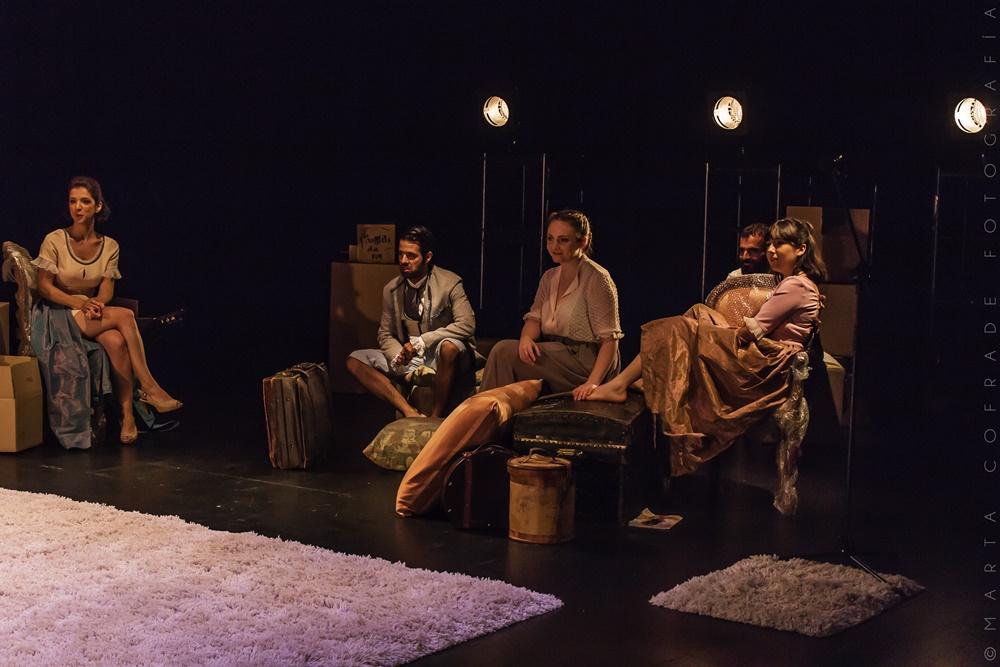 LOS DESVARÍOS DEL VERANEO en el Teatro Fígaro