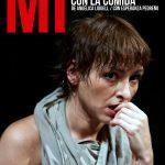 MI RELACIÓN CON LA COMIDA, de Angélica Liddell  en el Teatro del Barrio