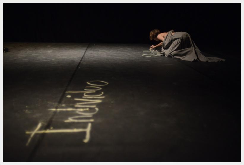 MI RELACIÓN CON LA COMIDA en el Teatro Galileo