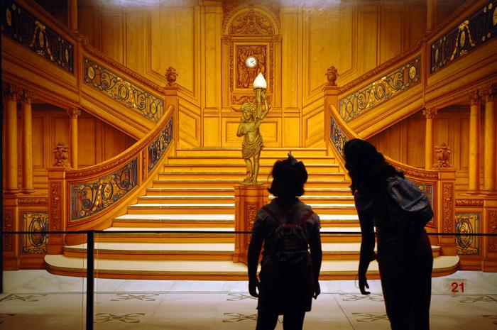 TITANIC THE EXHIBITION en el Teatro Fernán Gómez