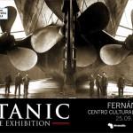 TITANIC THE EXHIBITION en Madrid