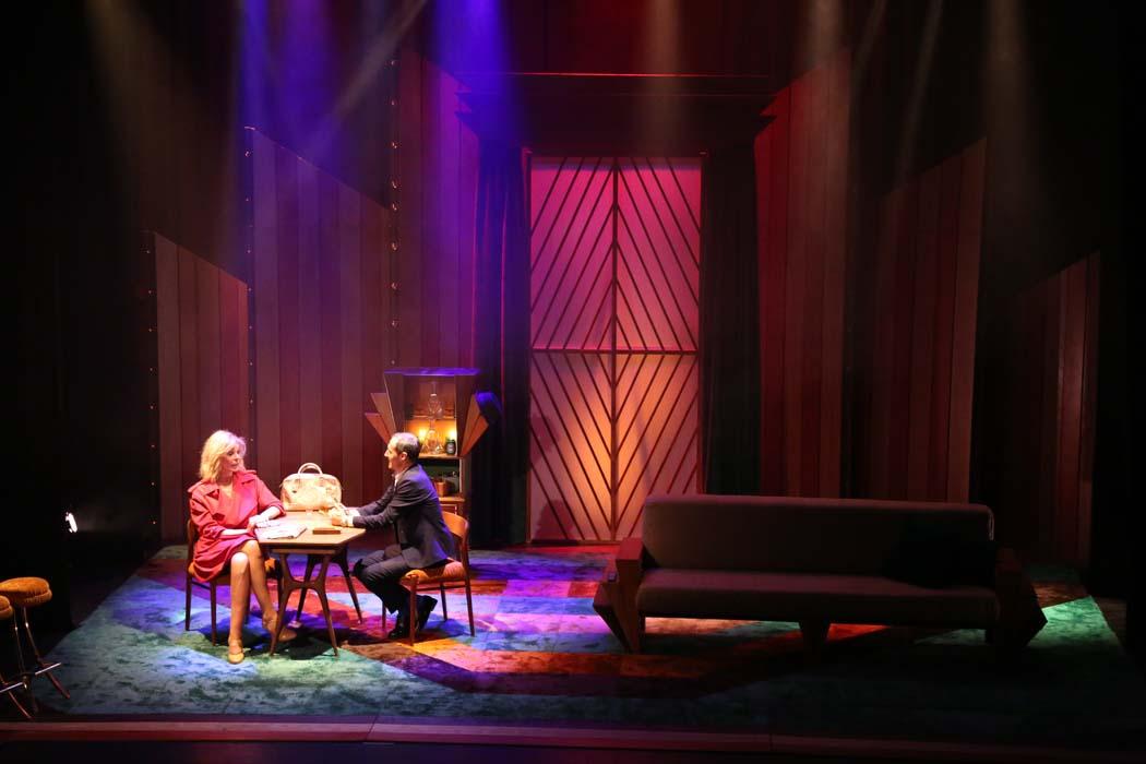 EL AMOR ESTÁ EN EL AIRE en el Teatro Fígaro