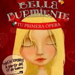 LA PEQUEÑA BELLA DURMIENTE en el Teatro Bellas Artes