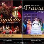 RIGOLETTO y LA TRAVIATA en el Teatro Compac Gran Vía