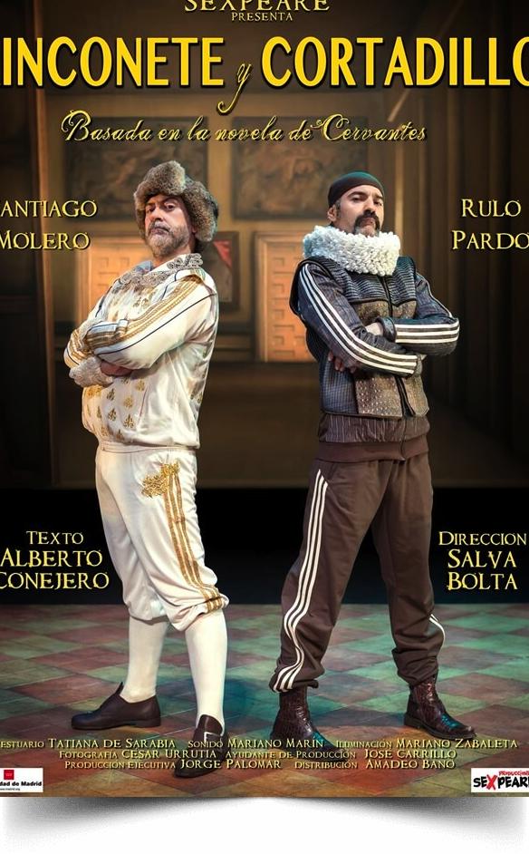 RINCONETE Y CORTADILLO en los Teatros del Canal