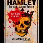 HAMLET, del Teatro Clásico de Sevilla, en el Teatro Fernán Gómez
