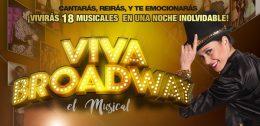 VIVA BROADWAY en el Teatro Bankia Delicias