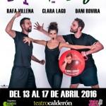 IMPROVICIADOS con Dani Rovira en el Teatro Calderón