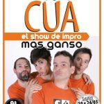 Cüa ImproTeatro en el Teatro Quevedo