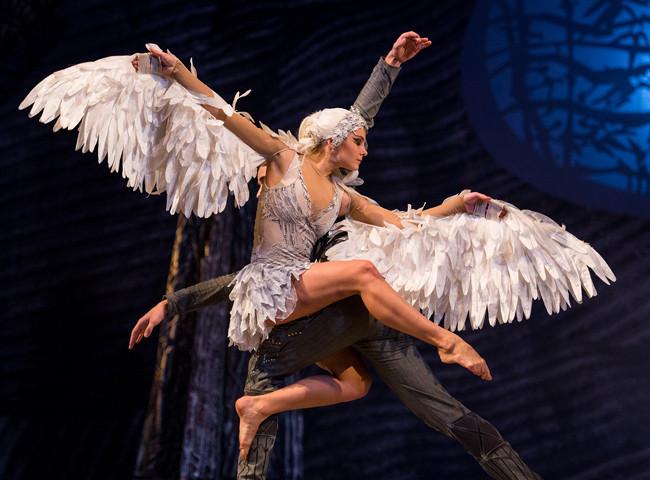 EL LAGO DE LOS CISNES - Kiev Modern Ballet