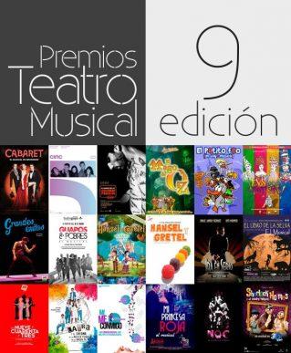 9ª Edición de los pPremiso de Teatro Musical